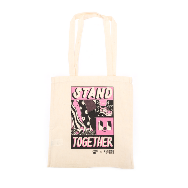 SECOND STORE x BOBBI RAE - Stand Together Tote