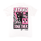 SECOND STORE x BOBBI RAE - Stand Together Unisex T-Shirt