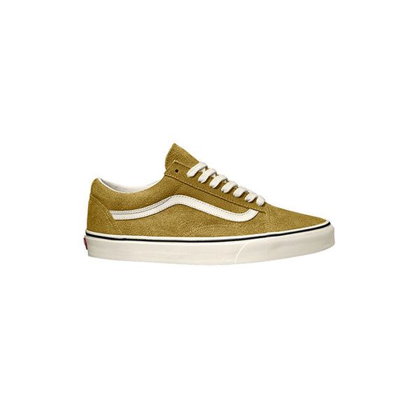 VANS Old Skool - Bronze Fuzzy Suede