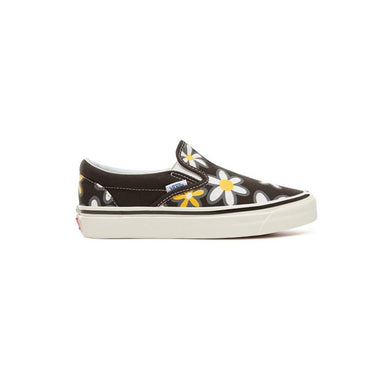 VANS Anaheim Factory Slip On - Black / Flower Power
