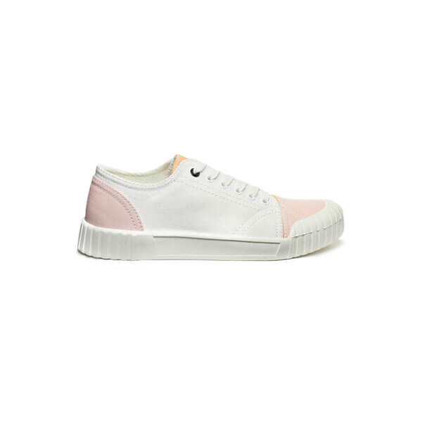 GOOD NEWS LONDON Babe Low - White Pink
