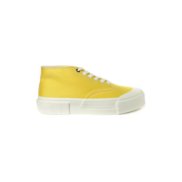 GOOD NEWS LONDON Bagger 2 Mid - Yellow