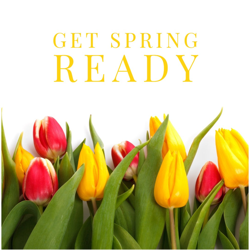 Get Spring ready | Are you ready for Spring?