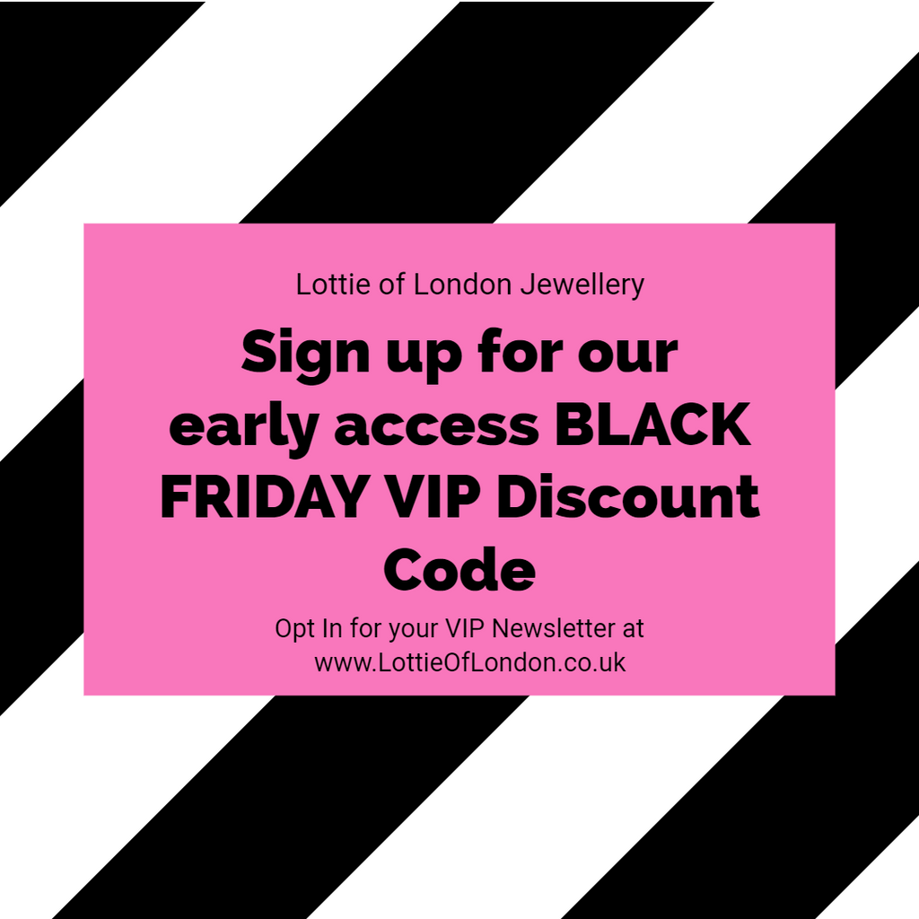VIP Black Friday Discount