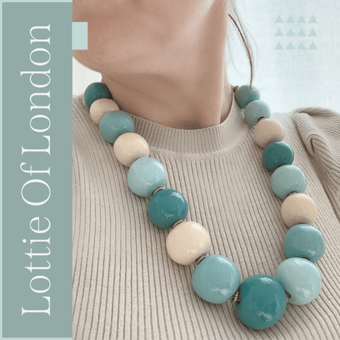 Chunky Statement Necklace for Women | Lottie Of London