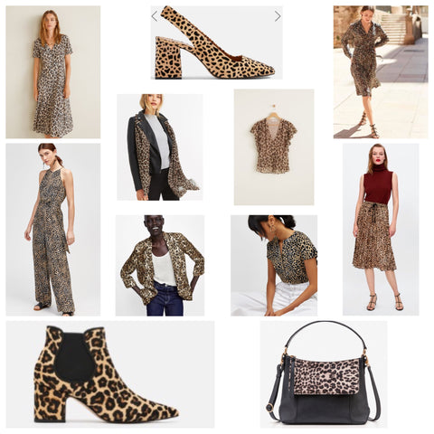 Our favourite leopard print fashion on the high street