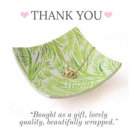 Tropical ring dish at Lottie of London jewellery