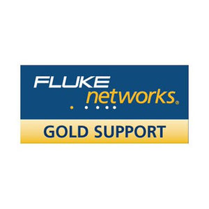 Fluke Networks Gold Support - What is it?