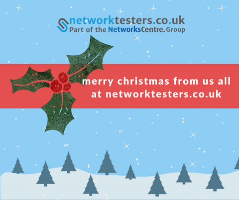 Merry Christmas from Network Testers