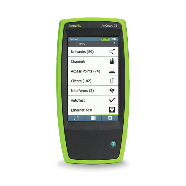 Aircheck G2 | netAlly ACHCK G2 | networktesters.co.uk