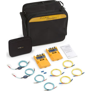 Fluke Networks CertiFiber Pro Add on Kit - CFP-Q-ADD
