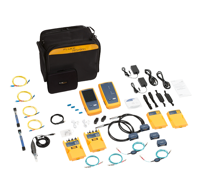 Fluke Networks DSX2-5000Qi INT | networktesters.co.uk