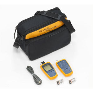Fluke Networks SimpliFiber® Pro Optical Power Meter and Fiber Test Kits - networktesters.co.uk