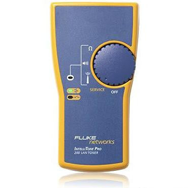 Fluke Networks IntelliTone™ Pro 200 LAN Toner and Probe - networktesters.co.uk