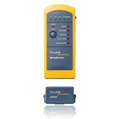 Fluke Networks MicroMapper™ - networktesters.co.uk
