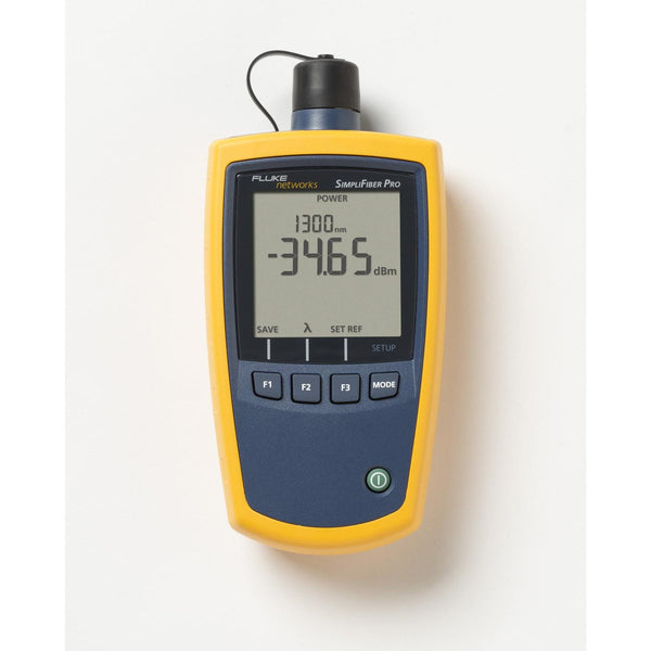 Fluke Networks SimpliFiber® Pro Optical Power Meter - SFPOWERMETER