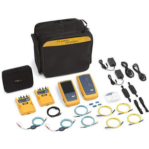 Fluke Networks Gold Support : CertiFibre Pro - CFP-100 & CFP-100QI - networktesters.co.uk