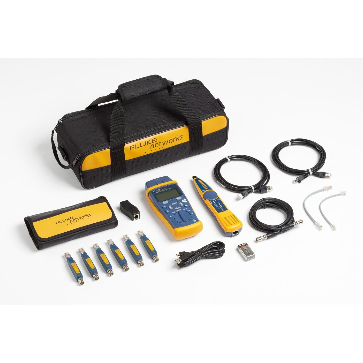 Fluke Networks CableIQ™ Qualification Tester - CIQ-KIT