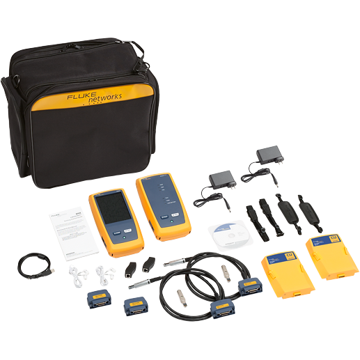 Fluke Networks Gold Support: DSX CableAnalyzer - DSX-8000 & DSX-8000QI - networktesters.co.uk