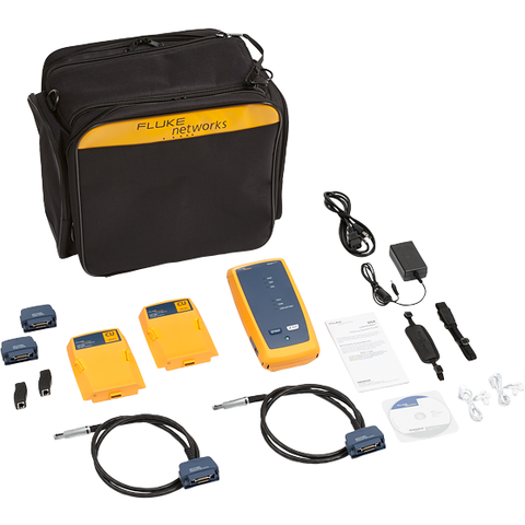 Fluke Networks DSX-5000 CableAnalyzer Module Add On Kit With V2 Remote - DSX2-ADD-R