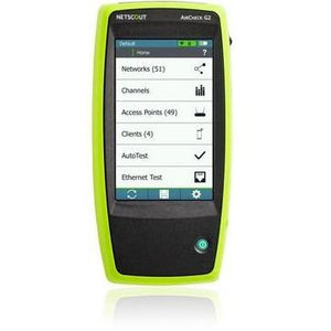 NETSCOUT AirCheck G2 Wireless Tester - networktesters.co.uk