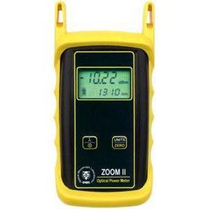 OWL ZOOM 2 Dual/Quad Wavelength Lightsource & Power Meter - networktesters.co.uk