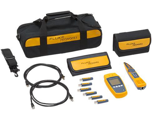 Fluke Networks MicroScanner Cable Verifier Kit - MS-POE-KIT