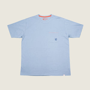 Dusky T-Shirt - Denim Heather