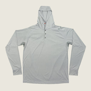 Frigate Hoodie - Grey Heather