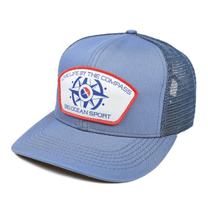 Compass Life Trucker Hat