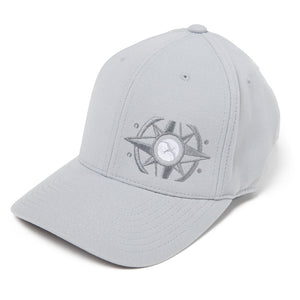 Flexfit Icon Hat - Grey/Silver