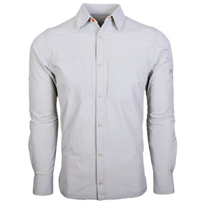 Thresher Performance Button Up