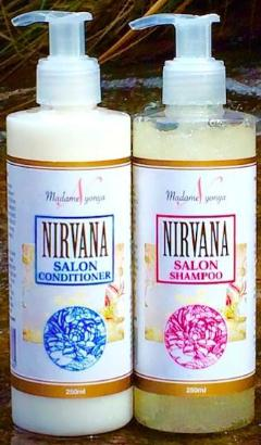 Nirvana Salon Conditioner - Sulphate Free & Botanical  250ml