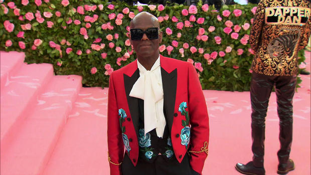 Fashion designer Dapper Dan's rags to riches story