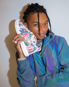 Swae Lee on Inspiration Behind Giuseppe Zanotti Footwear Collaboration
