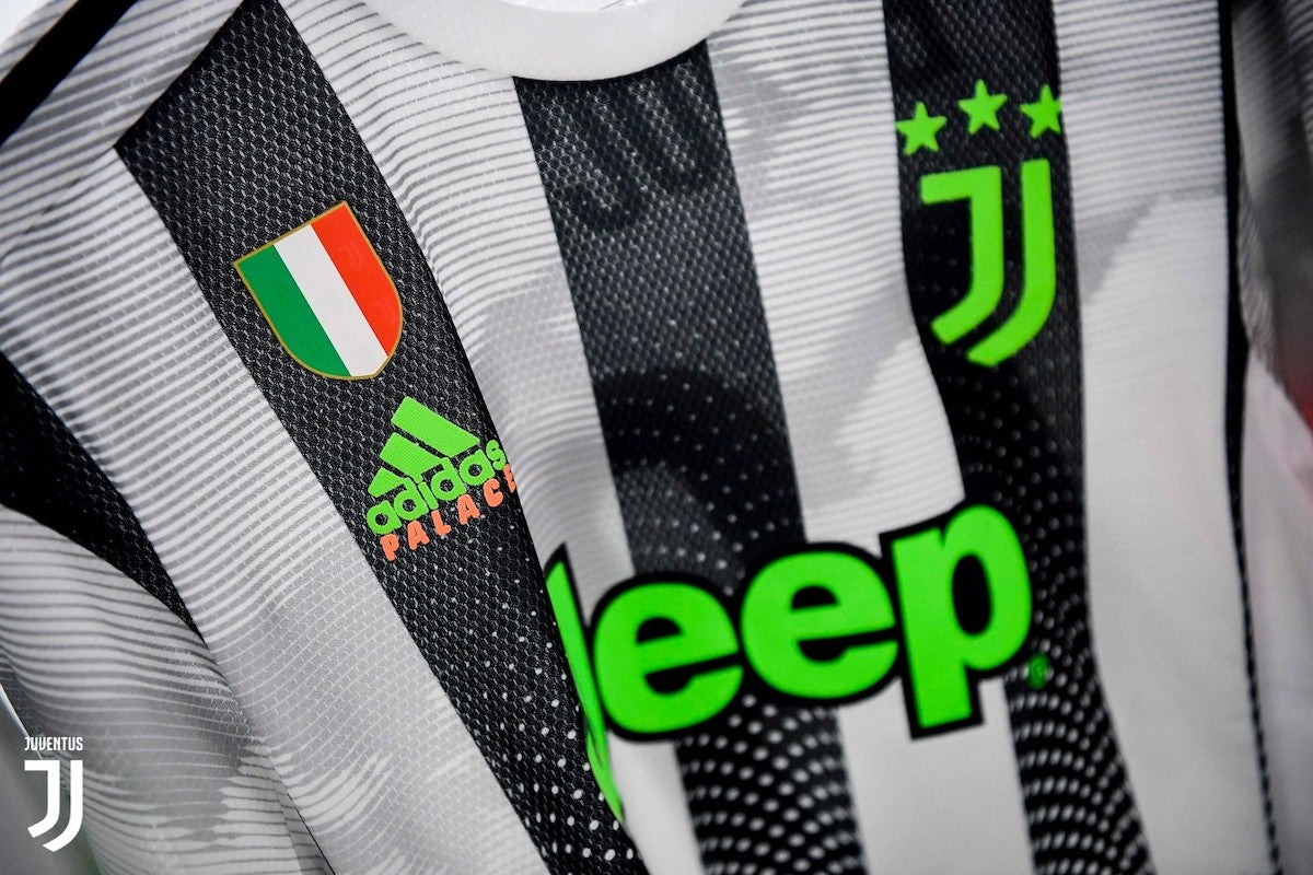 Here's What Palace & Juventus' Spectacular Collab Really Means