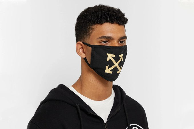 This Off-White™ Facemask Is Officially the Hottest Men's Product in the World