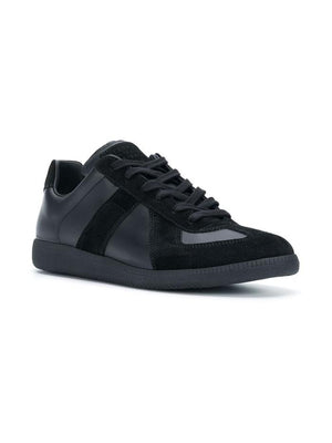 MAISON MARGIELA BLACK SNEAKERS