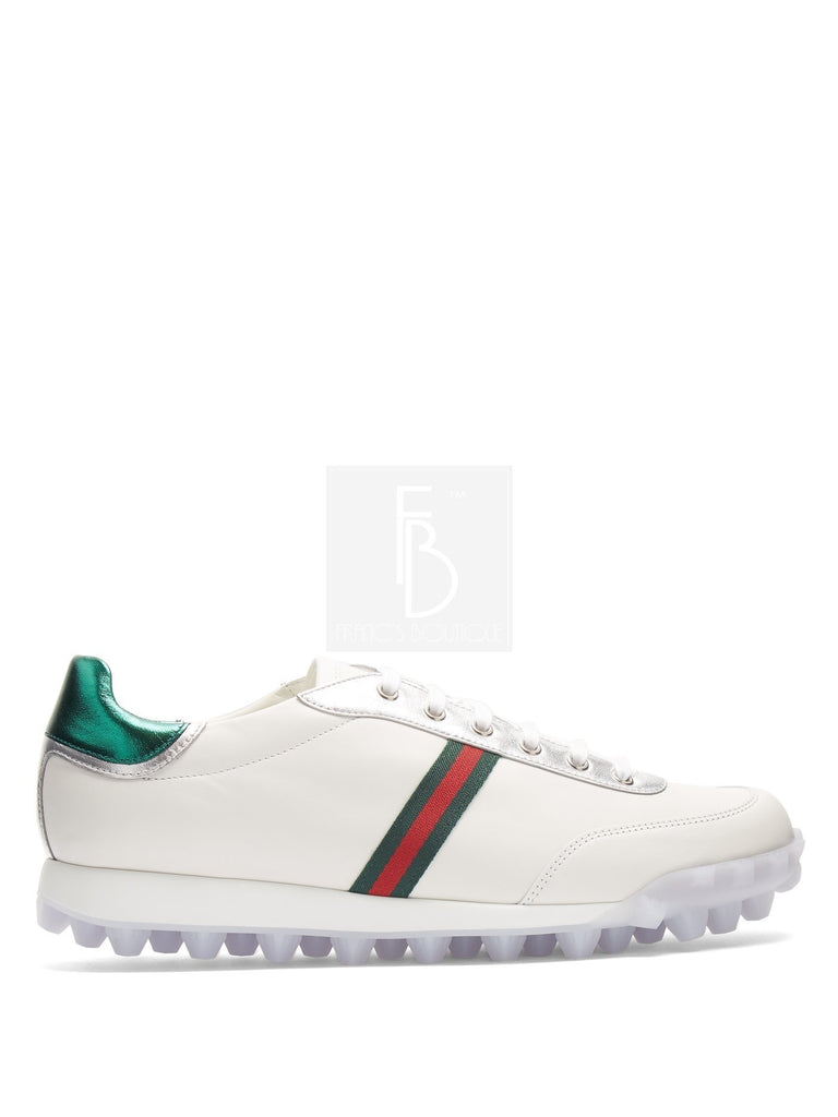 3d6509b55 Gucci Yell low-top leather trainers – franc's boutique