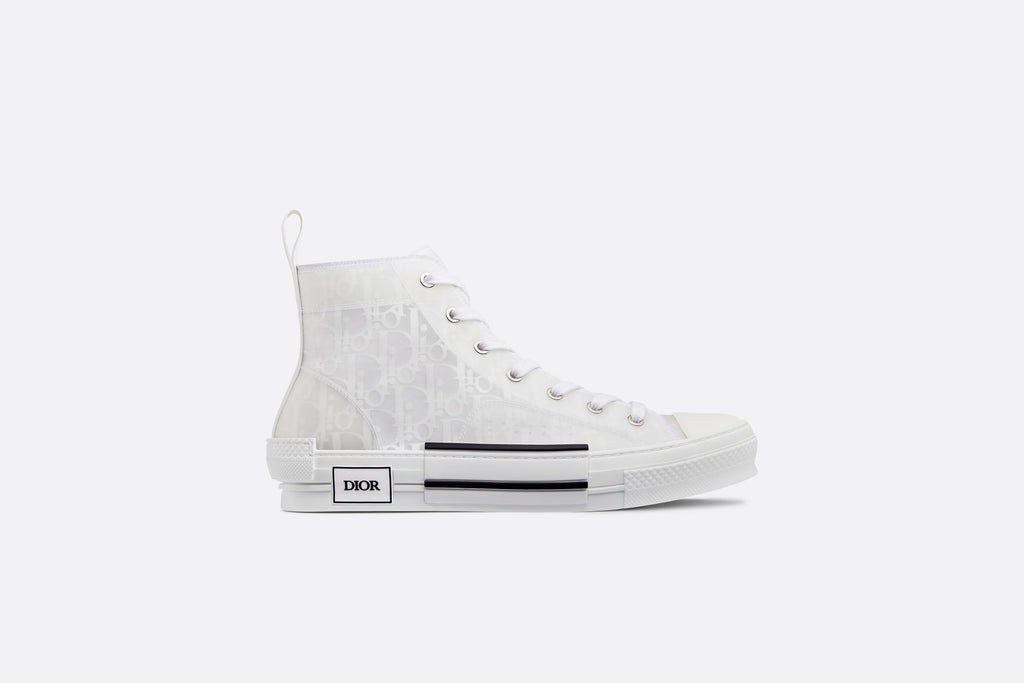 f1afcce5 B23 High-top Sneakers in Dior Oblique