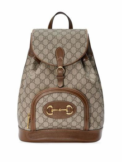 GUCCI BEIGE BACKPACK
