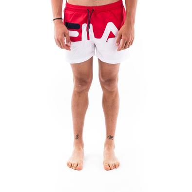FILA RED TRUNKS