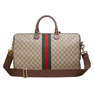 GUCCI BEIGE TRAVEL BAG