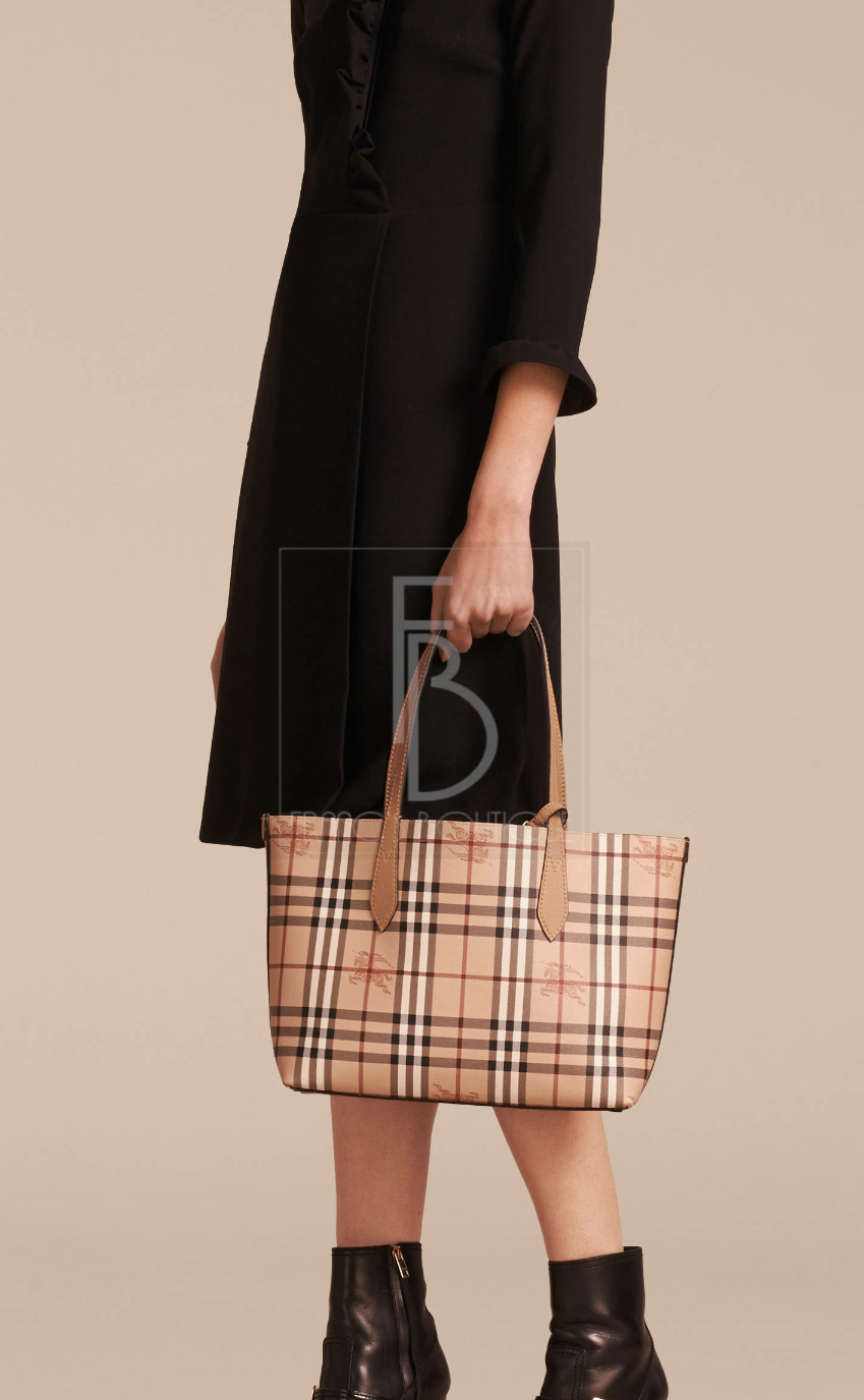 Burberry Reversable Tote