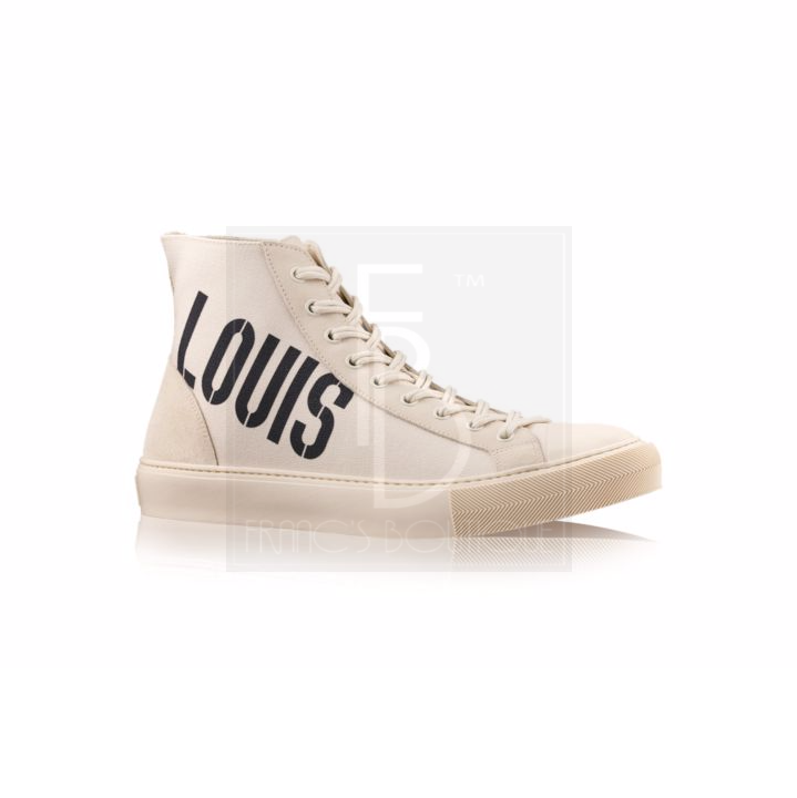 Louis Vuitton Tattoo Sneaker Boot