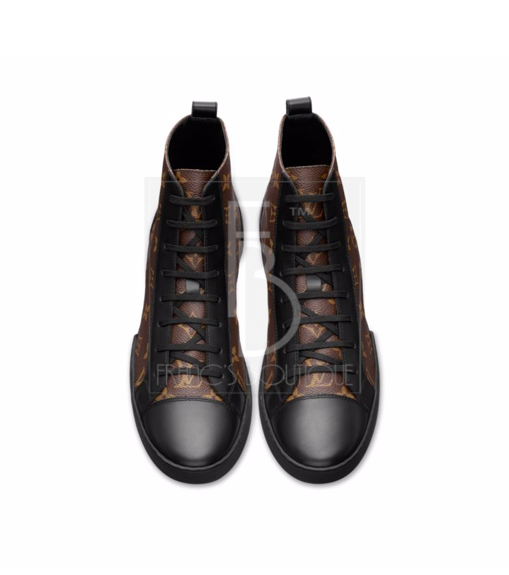 db4a3138ca1 Louis Vuitton Match-up Sneaker Boot