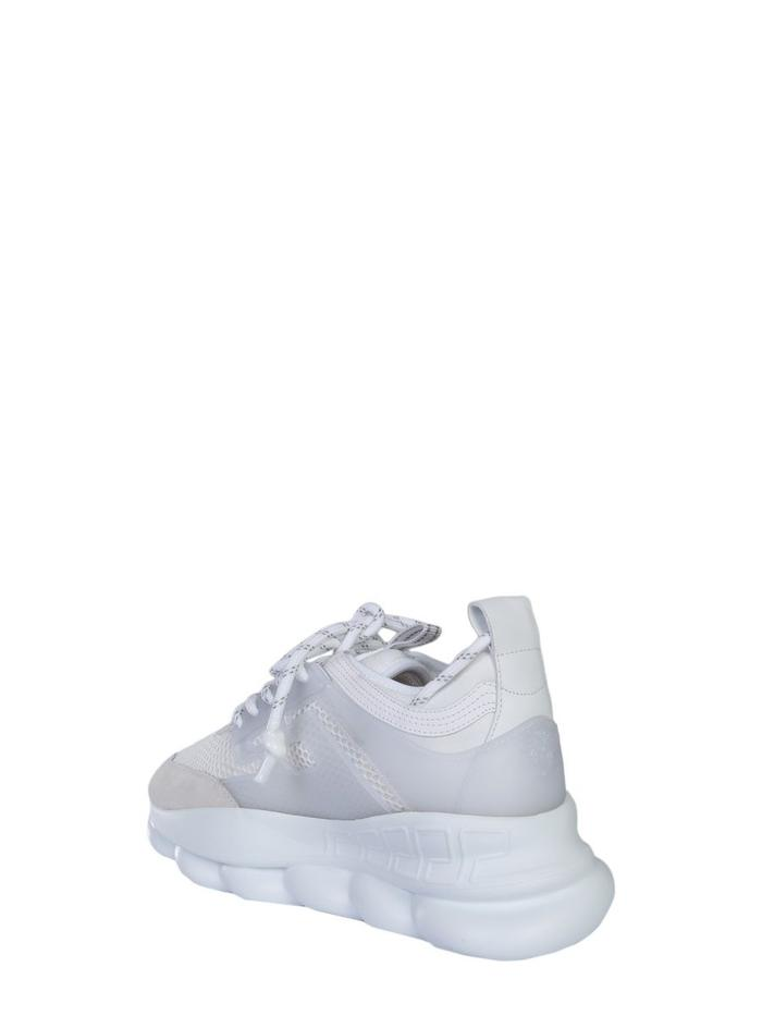 VERSACE WHITE SNEAKERS