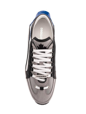 DSQUARED2 GREY SNEAKERS