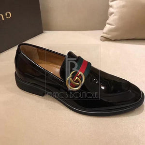 Gucci Patent Leather Loafer