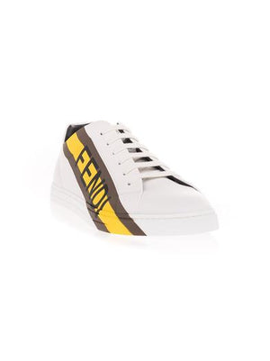 FENDI WHITE SNEAKERS